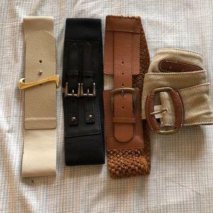 Bundle of Belts!!!